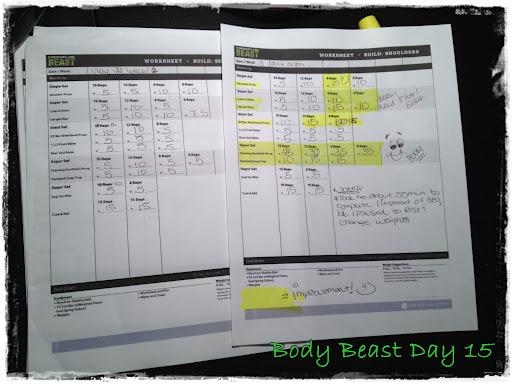 All Worksheets » Body Beast Worksheets Pdf - Printable Worksheets ...